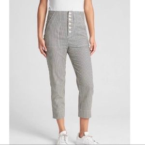 Gap high waisted pants